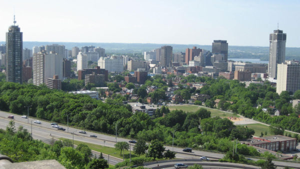 Hamilton, Ontario Canada